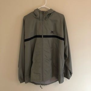 Mizuno Vintage Windbreaker Jacket